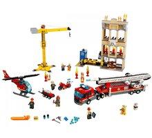 LEGO City Hasiči v centru města - 60216