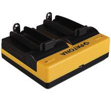 Patona nabíječka Dual pro 2x aku 18650 USB - PT191682