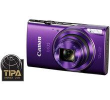 Canon IXUS 285 HS, fialová - 1082C001