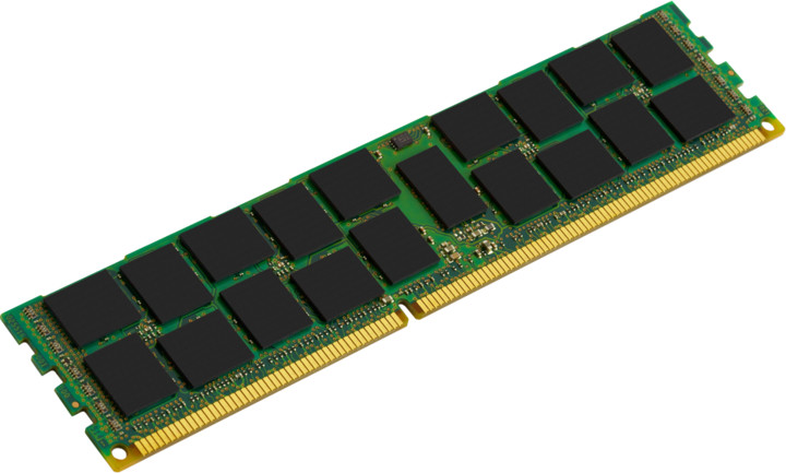 Kingston System Specific 16GB DDR3 1333 Reg ECC Quad Rank x8 Low Voltage brand HP