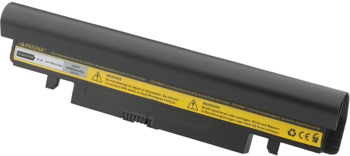 Patona baterie pro SAMSUNG NP-N150 4400mAh 11,1V Li-Ion