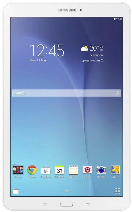 Samsung SM-T560 Galaxy Tab E 9.6 - 8GB, bílá