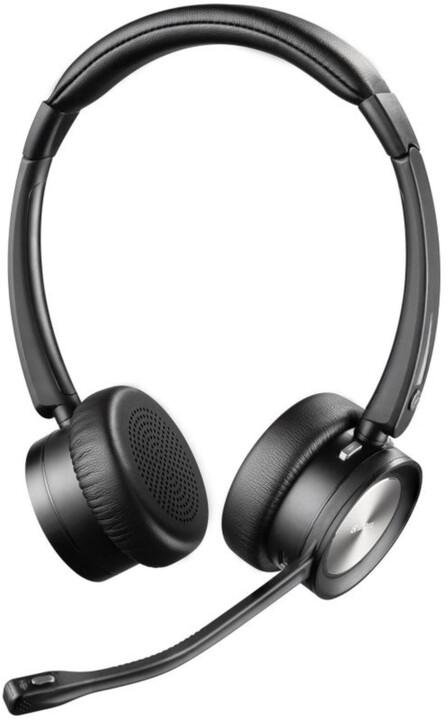 Sandberg Bluetooth Office Headset Pro+, černá