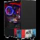 HAL3000 Herní sestava MČR 2019 Ultimate, černá  + Herní set Trust - myš, klávesnice a sluchátka v hodnotě 1 599 Kč