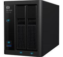 WD My Cloud Pro PR2100 4TB (2x 2TB) - WDBBCL0040JBK-EESN