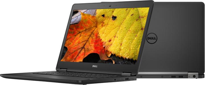 Dell Latitude 14 (E7470), černá