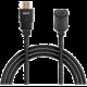 MAX MHC32A0B kabel HDMI 2.0b 2m, černá