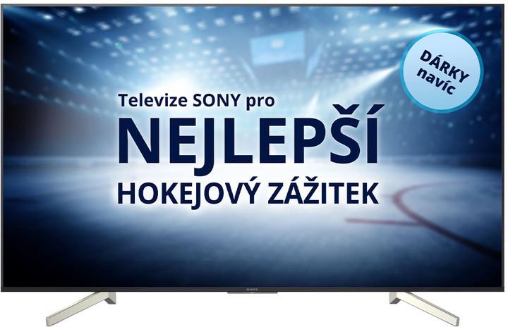 Sony KD-55XF8596 - 139cm