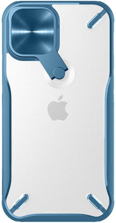 Nillkin zadní kryt Cyclops pro iPhone 12/12 Pro, modrá