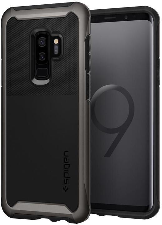 Spigen Neo Hybrid Urban pro Samsung Galaxy S9+, gunmetal