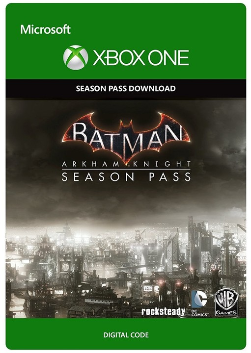 Batman: Arkham Knight - Season Pass (Xbox ONE) - elektronicky