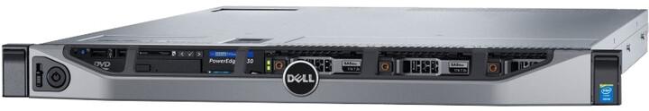 Dell PowerEdge R630, E5-2620v4/16GB/1x120GB SSD/2x750W/Rack 1U