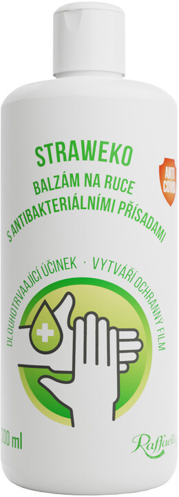 Raffaello Anti covid dezinfekční balzám 300ml (bez alkoholu)