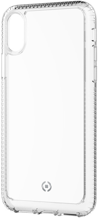 CELLY pouzdro pro iPhone X/Xs, transparentní
