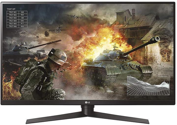 "LG 32GK850G - LED monitor 31,5"""