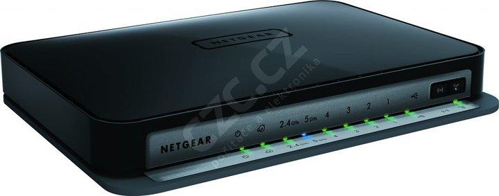NETGEAR N750 Gigabit Router, WNDR4000