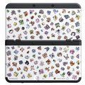 Kryt Nintendo New 3DS Cover Plate 31 (Pokémon 20th Anniversary)