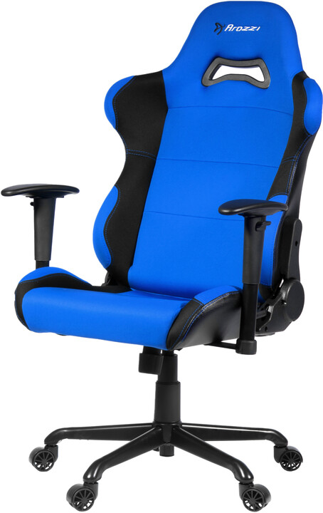 Arozzi Torretta XL, černá/modrá