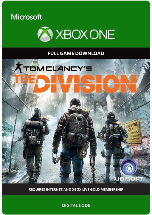 Tom Clancy's The Division 2 (Xbox ONE) - elektronicky