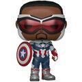 Figurka Funko POP! The Falcon and The Winter Soldier - Captain America