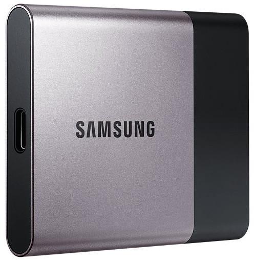"""Samsung 2.5"""", USB 3.1 - 250GB"""