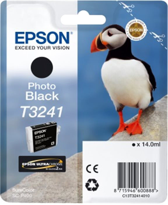 Epson T3241, photo black