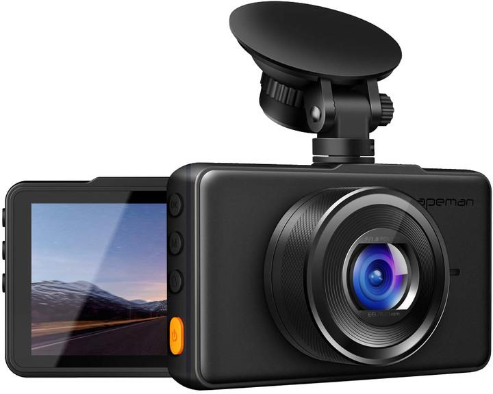 Apeman C450A, kamera do auta