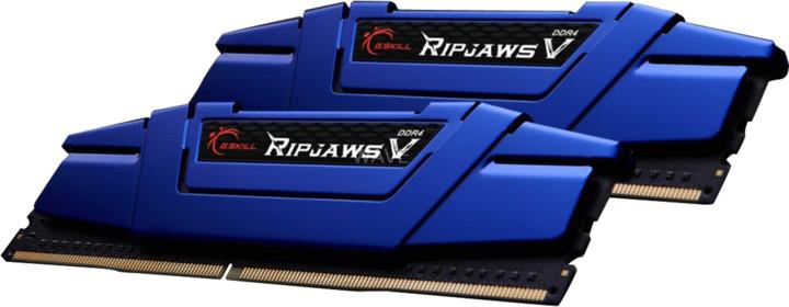 G.SKill RipjawsV 16GB (2x8GB) DDR4 2400