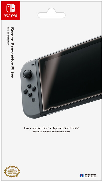 Hori Premium Screen Filter (SWITCH)