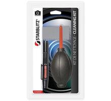 Starblitz čistící pero na optické čočky a vzduchový čistící balónek - SCPUMPKIT