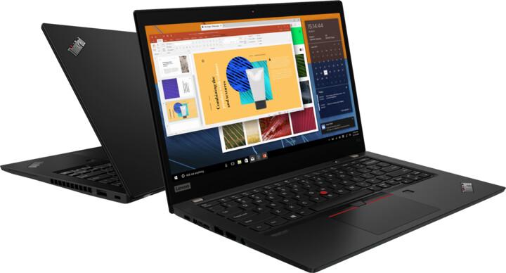 Lenovo ThinkPad X13 Gen 1, černá