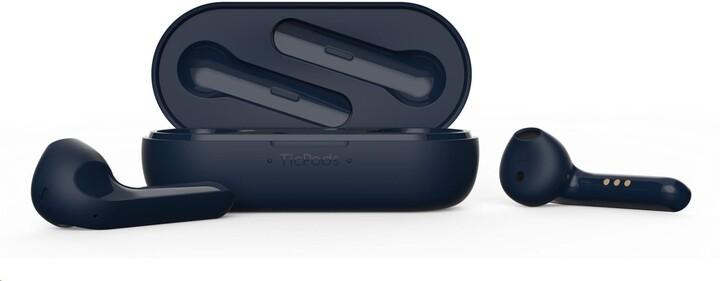 TicPods 2 Pro+, tmavě modrá