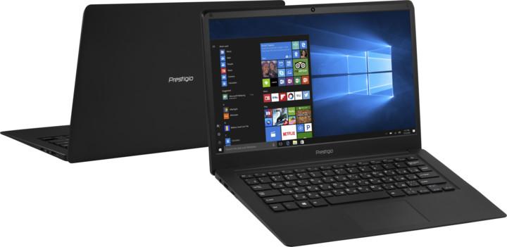 Prestigio SmartBook 141C, černá