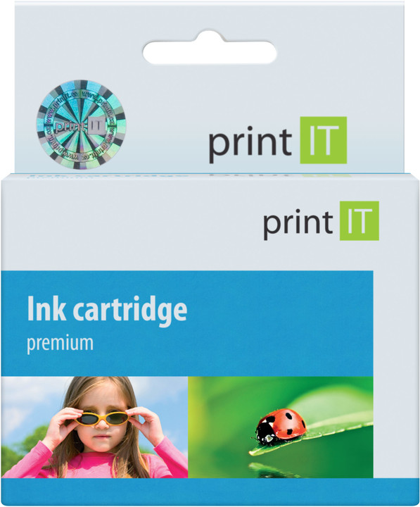 PRINT IT alternativní HP CB320EE No. 364 yellow (6,2ml)