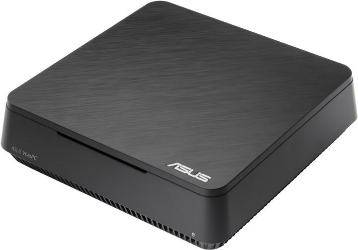 ASUS VIVO PC-VC62B-B004M, černá