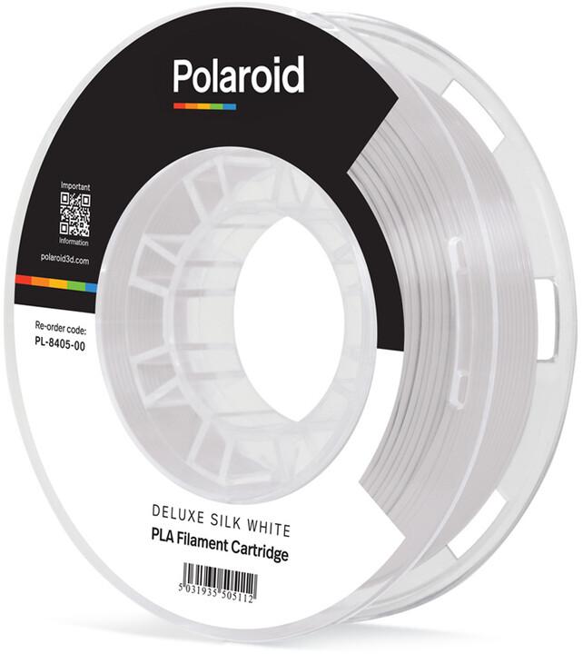 Polaroid 3D 250g Universal Premium PLA 1,75mm, bílá
