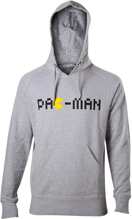 Mikina Pac-Man - Classic Logo Triforce (M)