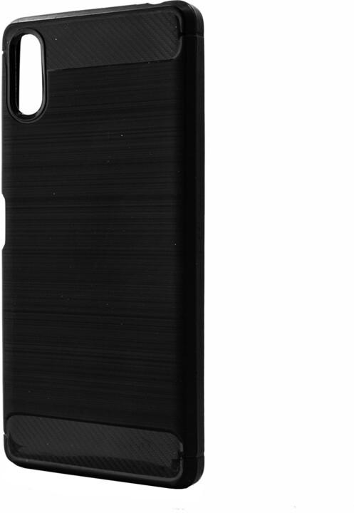 EPICO pouzdro CARBON Sony Xperia L3, černá