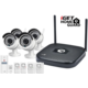 iGET HOMEGUARD HGNVK48904, 4-kanálový HD NVR + 4x IP kamera HD960p