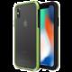 LifeProof SLAM ochranné pouzdro pro iPhone X / iPhone Xs průhledné - černo zelené