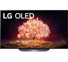 LG OLED55B1 - 139cm - OLED55B13LA + C-TECH SPK-21BCL, bluetooth repro, na jízdní kolo, 5W, černý v hodnotě 1390 Kč