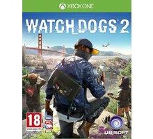 Watch Dogs 2 (Xbox ONE) Elektronické předplatné deníku Sport a časopisu Computer na půl roku v hodnotě 2173 Kč + O2 TV Sport Pack na 3 měsíce (max. 1x na objednávku)