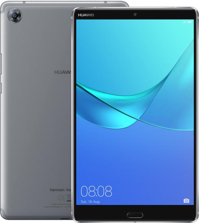 Huawei Mediapad M5 8, 32GB, šedá