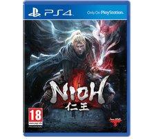 Nioh (PS4) - 711719818267