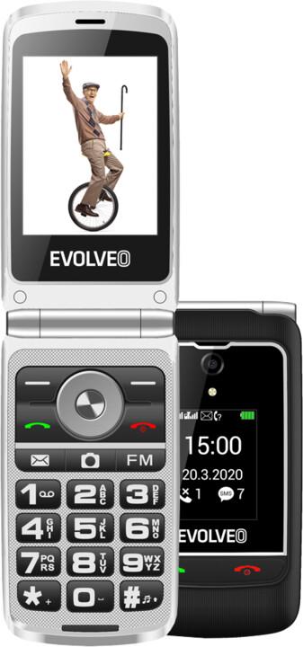 Evolveo EasyPhone FG, Black