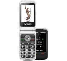 Evolveo EasyPhone FG, Black - EP-750-FGB