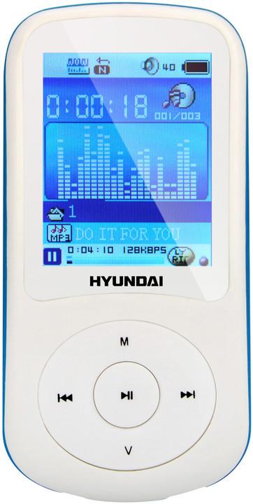 Hyundai MPC 401, 4GB, bílá