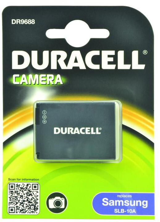 Duracell baterie alternativní pro Samsung SLB-10A