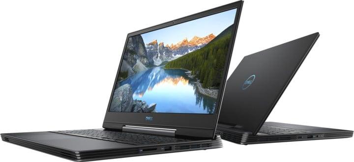 Dell G5 15 Gaming (5590), černá