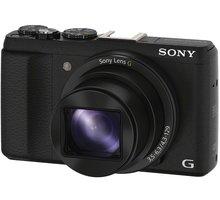 Sony Cybershot DSC-HX60, černá - DSCHX60B.CE3 + Jupio NP-BX1 (with infochip) akumulátor pro Sony v hodnotě 699 Kč